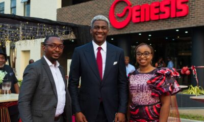 Genesis Group Launch its 25th Quick Service Restaurant in Lekki (Photos)