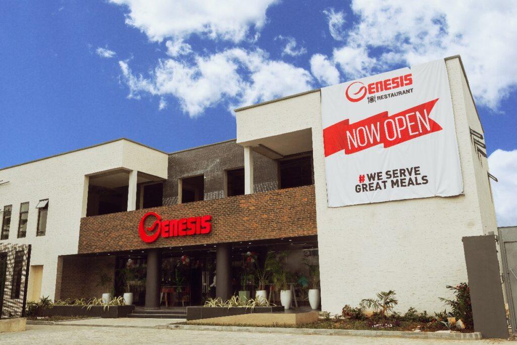 Genesis Group Launch its 25th Quick Service Restaurant in Lekki (Photos)