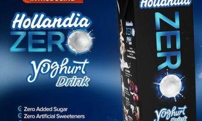 CHI Limited Introduces Hollandia Zero Yoghurt Brand News Day Nigeria