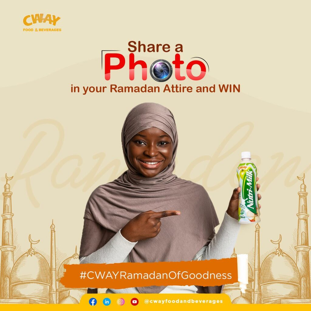 #CwayRamadanOfGoodness: Share a Photo in Your Ramadan Attire and Win Prizes