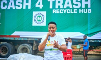 Cash From Trash? Here's How Coca-Cola Is Tackling Plastic Waste In Nigeria