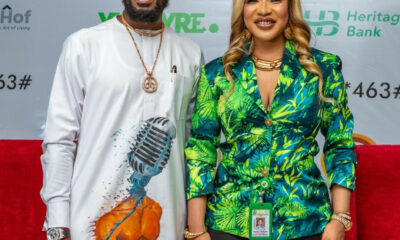 D'banj's Cream Platform And Heritage Bank Gives Out Millions To Fans At March 2021 Draws