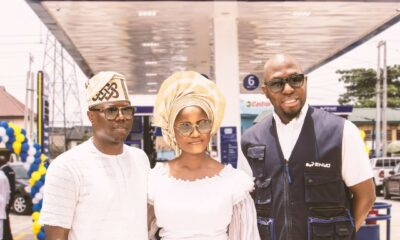 Enyo Retail And Supply Unveils New Fuel Retail Station Brandnewsday Enyo Retail station in Badore