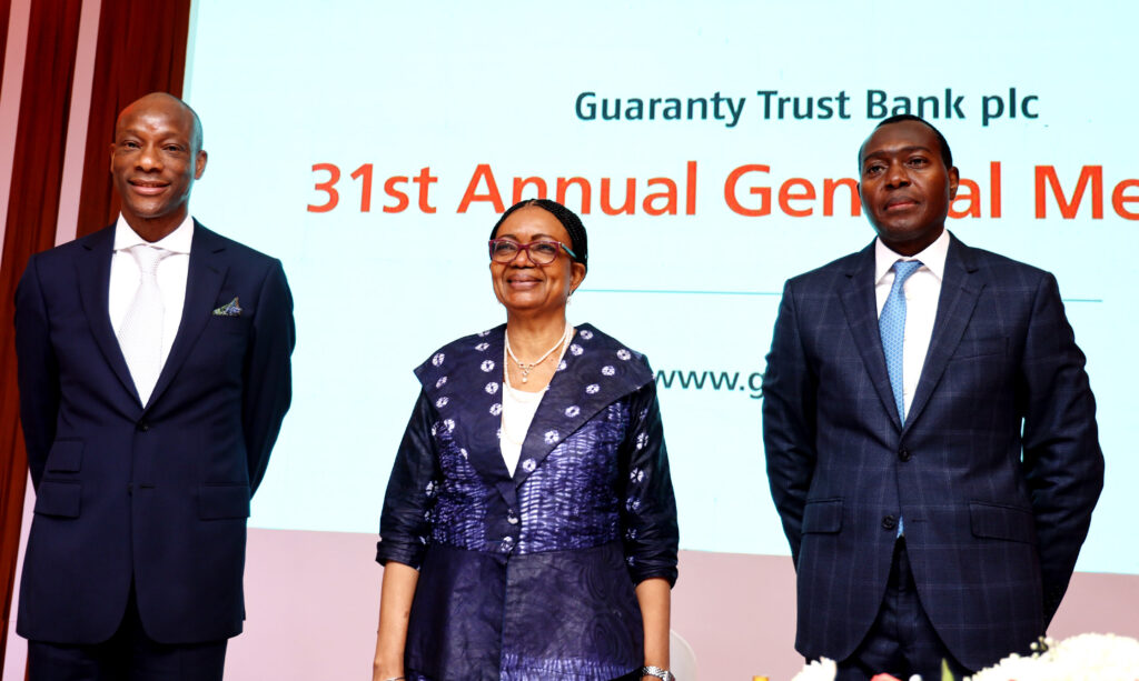 GTBank - 31st AGM Brandnewsday GTBank Shareholders Approve ₦3 Total Dividend, Applaud Agbaje