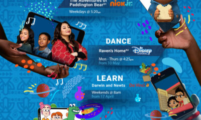 Get The Kids Dancing, Learning and Exploring with these 4 Shows and Series On DStv Brand news day