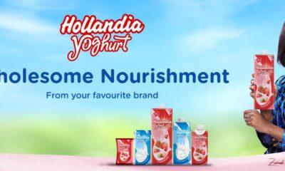 Hollandia Yoghurt New Communication Campaign Brand News Day Nigeria Hollandia Yoghurt Unveils New Communication Campaign