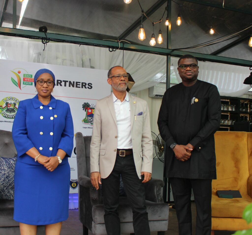 Lagos State Government Tourism Joins In Eko Wellness Fair Brand newsday