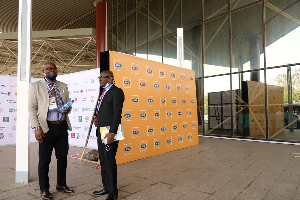 MTN Nigeria Sponsors 50th ICAN Conference Brandnewsday1