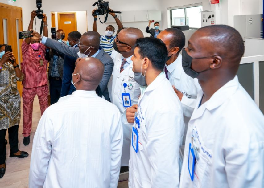 Marcelle Ruth Cancer Centre & Specialist Hospital (MRCC) Opens Doors in Lagos Brand News Day6