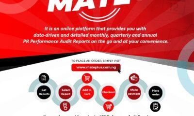 Mateplus Brandnewsday Nigerian PR Measurement Agency launches Get-Reportfor Public Relations Consultants