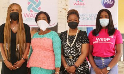 P&G, WARIF Support Puberty Education In Schools