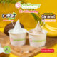 banana and coconut Brandnewsday It's an April Full of Pinkberry Surprises!