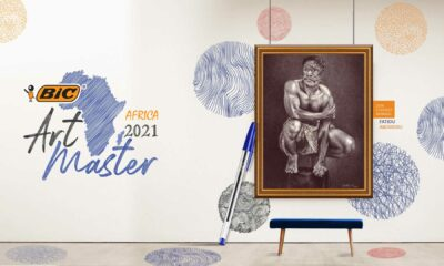BIC Art Master: Best Pen Artists Begins In Middle East And Africa