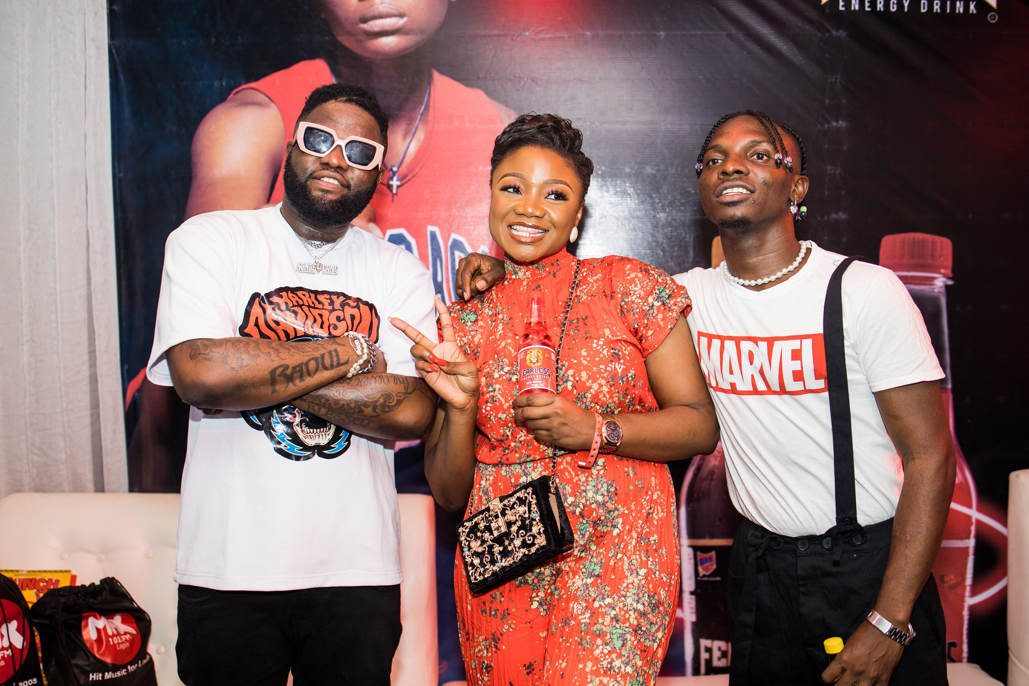 Fearless Max Live Concert: Laycon, Skales, Ladipoe, Others Energize Fans in Lagos - Brand News Day   Nigeria Business News, Investing, Financial Literacy, Data