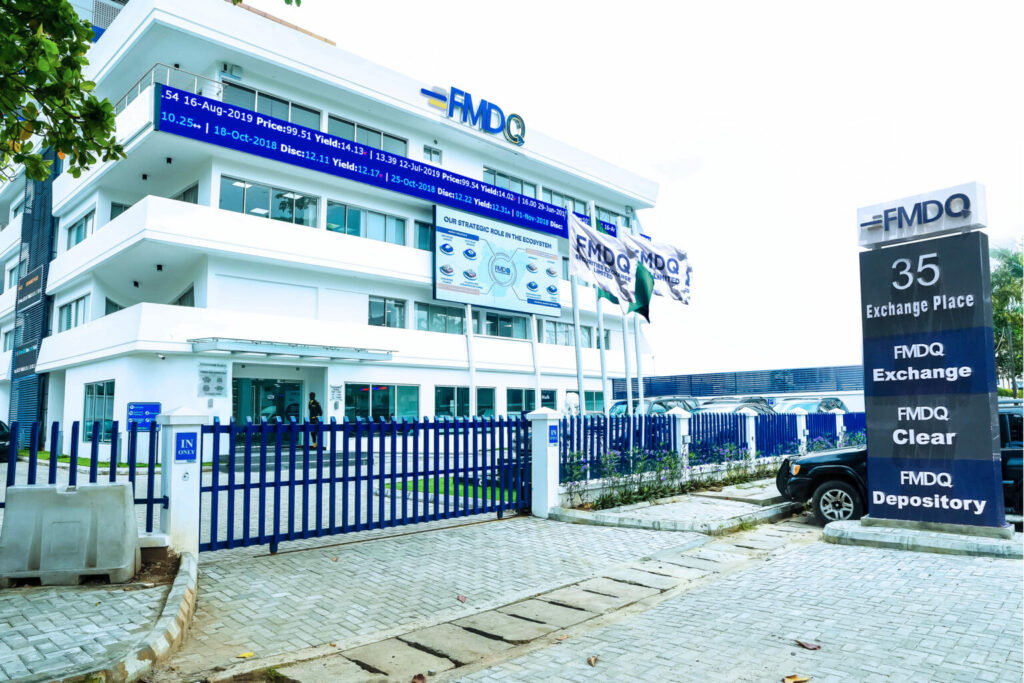 FMDQ Exchange Trust banc