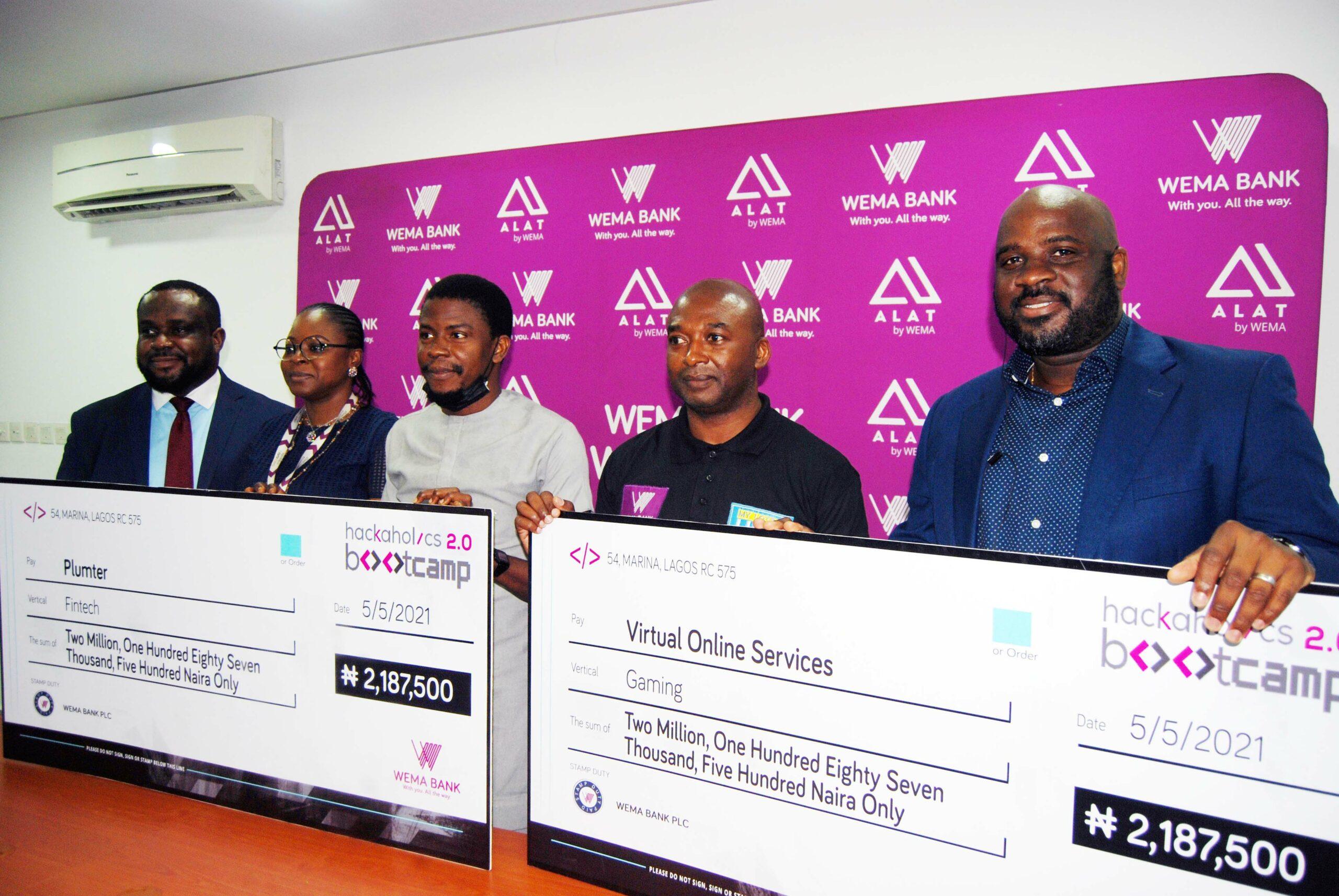 Wema Bank Brand News Day