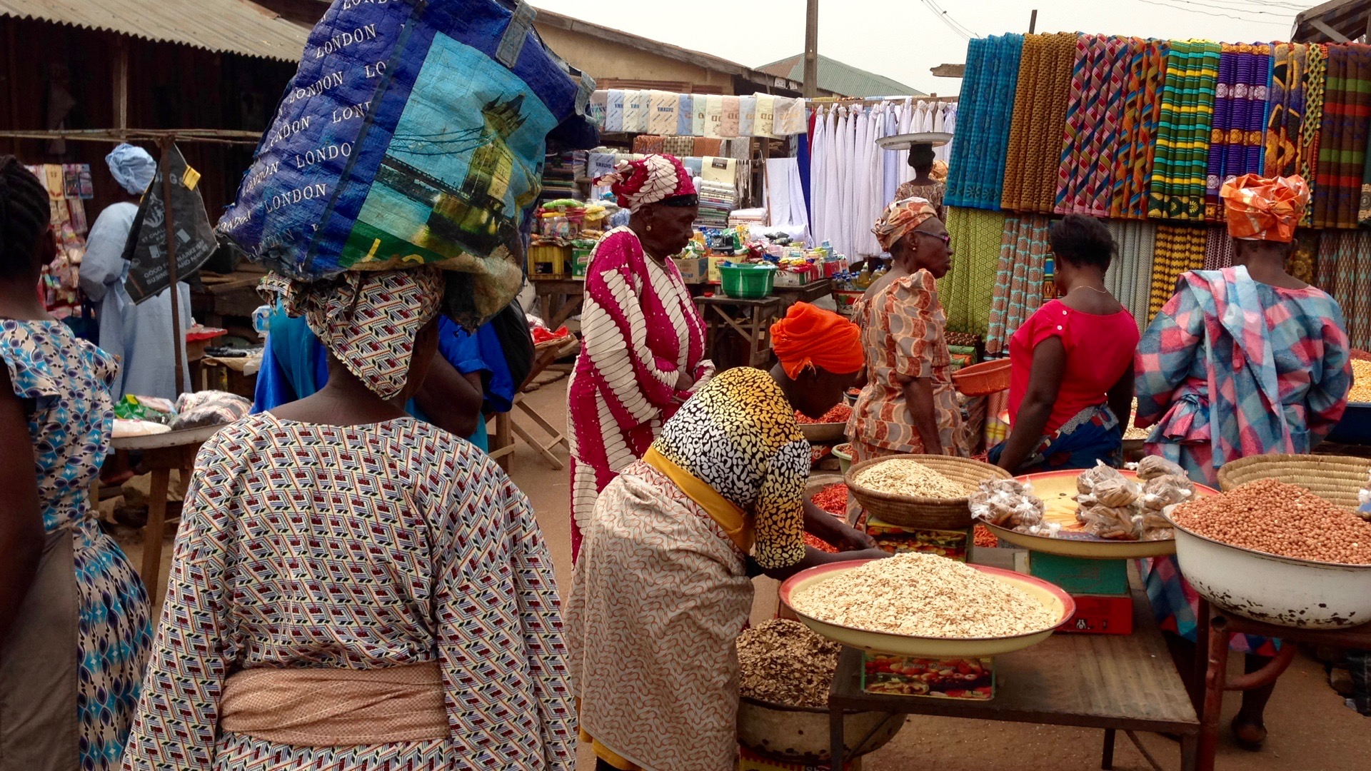 Food prices, Nigeria's household expenditure