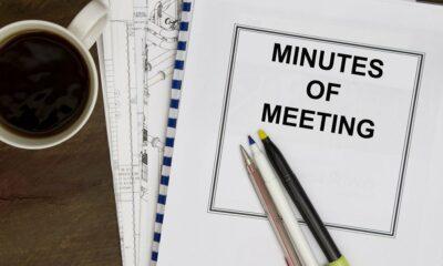 Meeting Minutes Ganiu Abisoye Bamgbose
