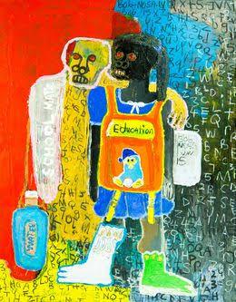 My Art Is Puzzling, Magical, Consuming — Bob-Nosa