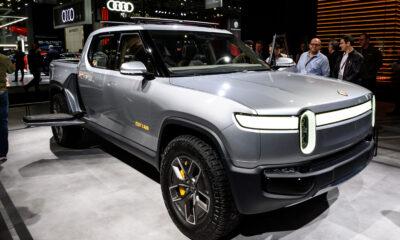New US $5B Rivian Electric Vehicle Factory To Wrestle Elon's Tesla Plant