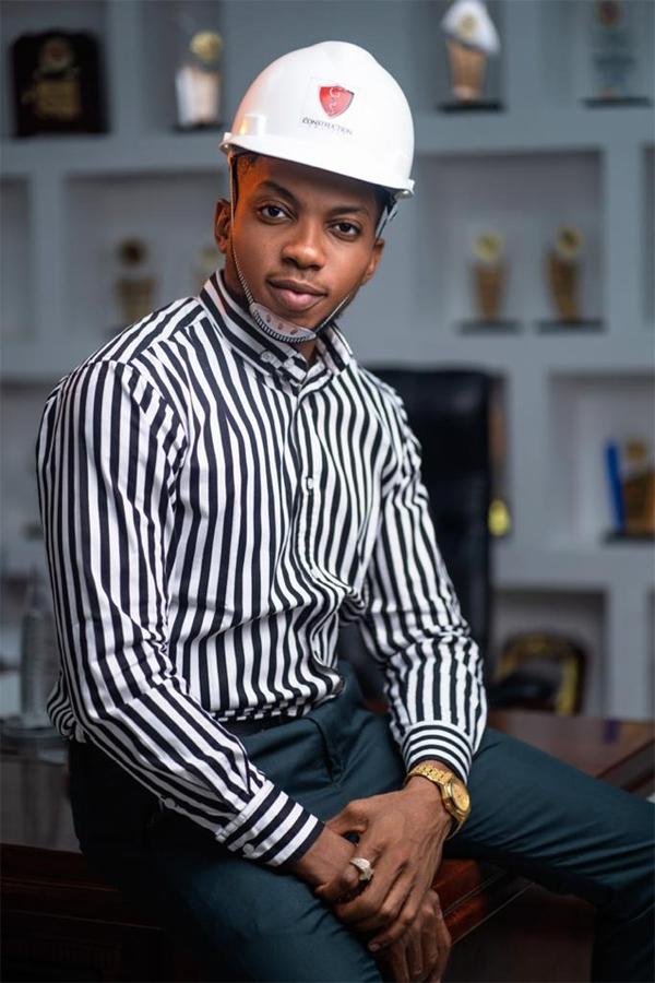 Chukwudi Ezenwa Meet Ezenwa, Nigeria's Entrepreneurial Whizz-kid