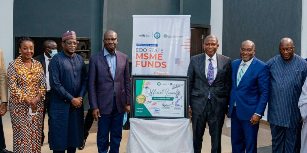 Edo State Partners BOI For N2 Billion MSME Fund To Boost Entrepreneurs Productivity - Brand News Day | Nigeria Business News, Investing, Financial Literacy, Data