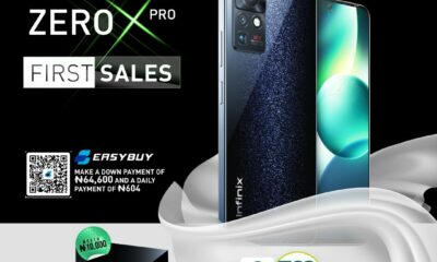 Infinix Cuts Through The Clutter With The ZERO X Pro Launch