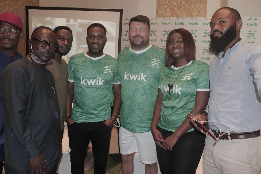 Austine J.J Okocha, Kwik Delivery