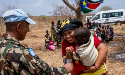 UNMISS Peace Dialogue Resolve Conflict In Rumbek